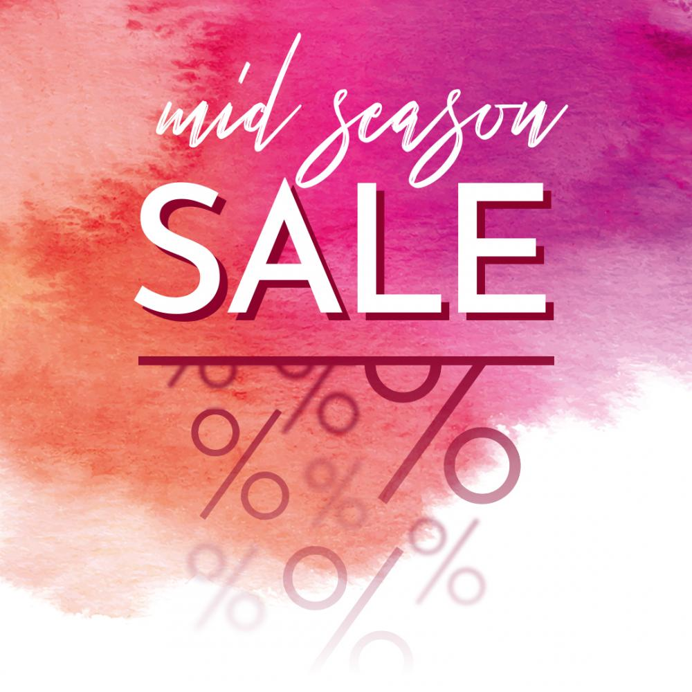 "Акция ""Mid Season Sale""*в магазинах NELVA с 21 по 27 октября!"